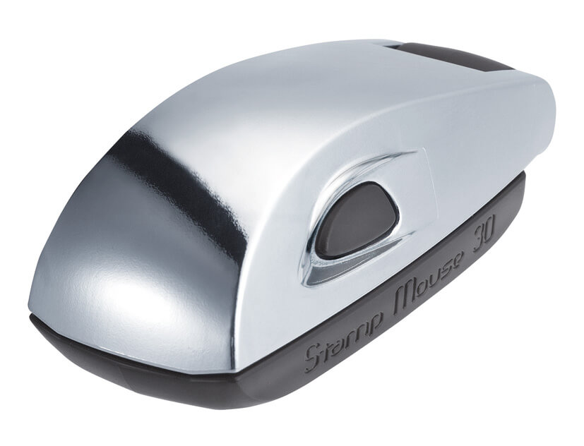 Stamp Mouse 30 Chrome Limited Edition